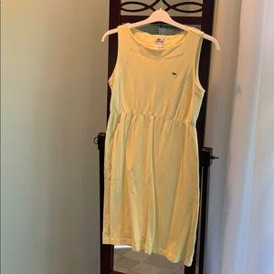 Lacoste Yellow Dress